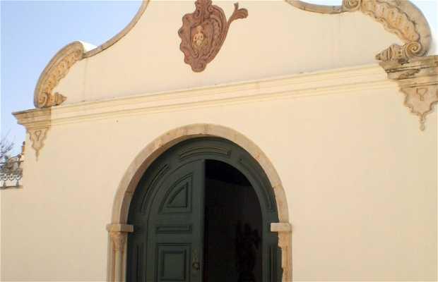 Capela no exterior da Catedral