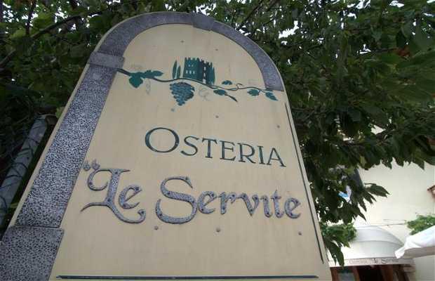 Osteria Le Servite