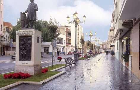 Avenida Blasco Ibáñez