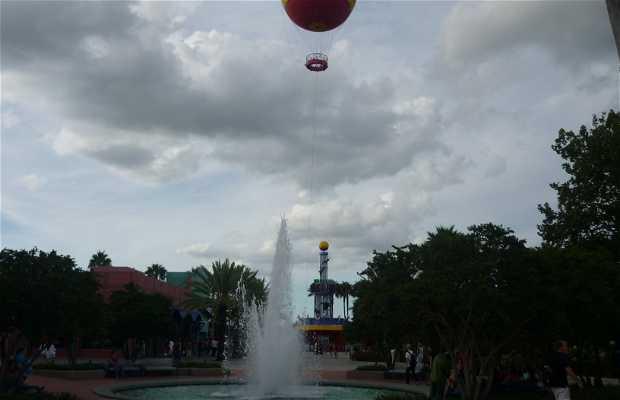 DisneyWorld Downtown