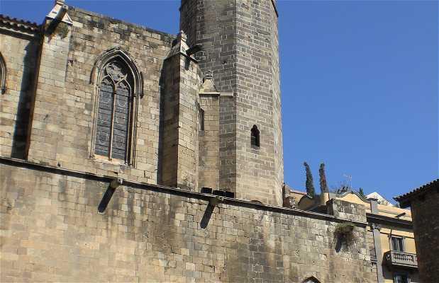 Conjunto monumental Plaza del Rei