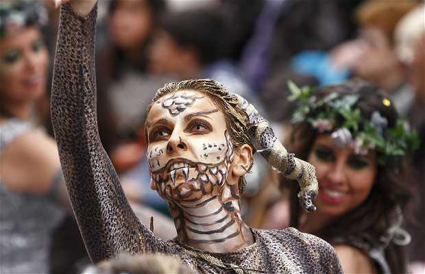 Moors and Christian Festival