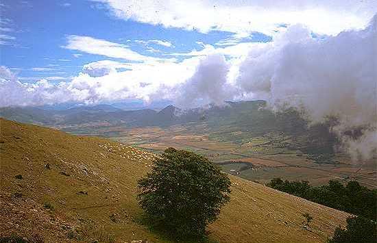 Monte Aralar