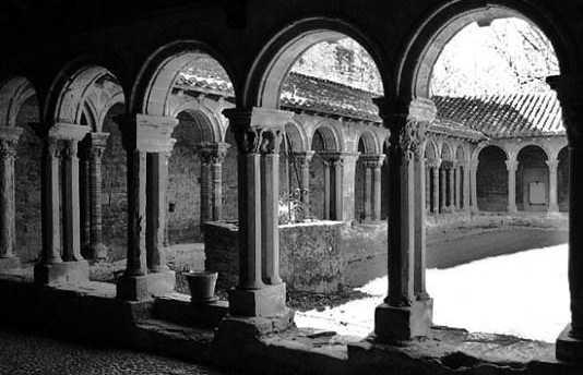 Abadia de Saint Papoul