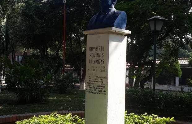 Monumento a Humberto Montañez Villamizar