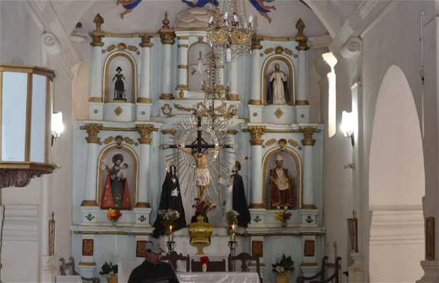 Interior de la Iglesia San José