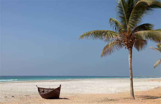 Playa de Taqah