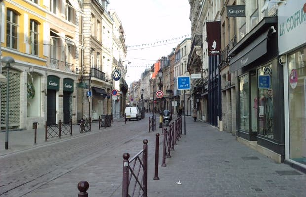 Esquermoise street
