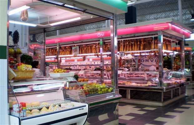 Market of la Magdalena