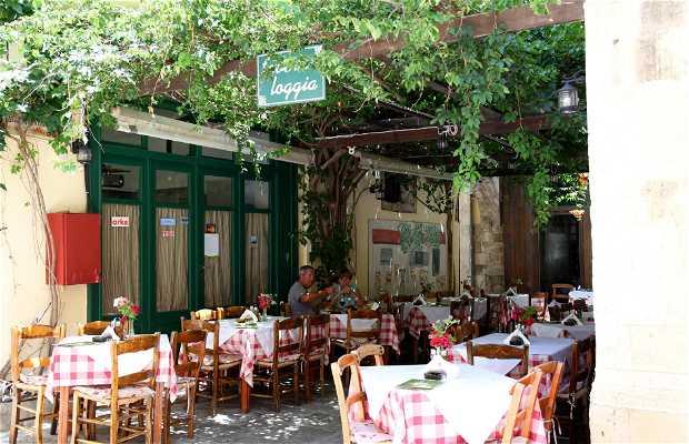 Tavern Loggia