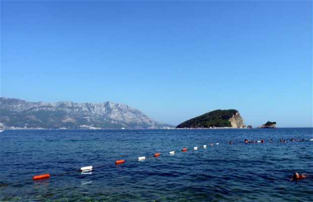 Playa de Budva