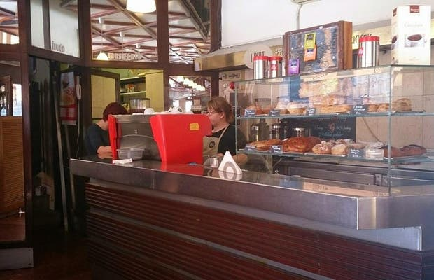Panaderias de Budapest
