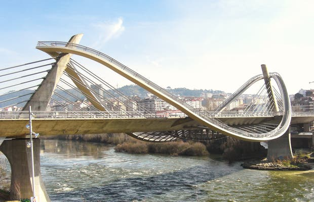 ponts d\'Ourense
