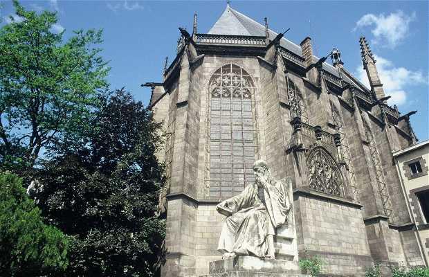 Sainte-Chapelle de Riom