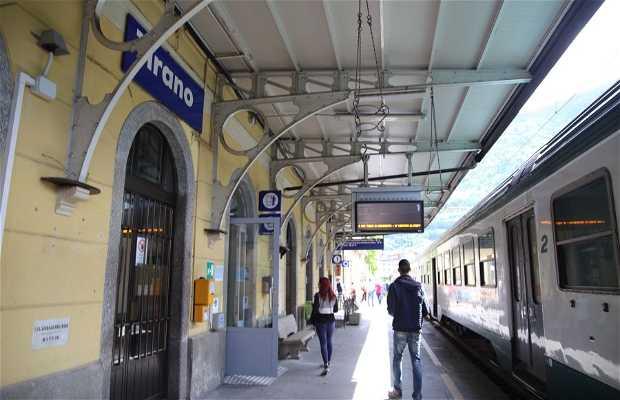 Estación de Tirano