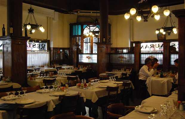 Restaurante El Globo (barrio de Monserrat)