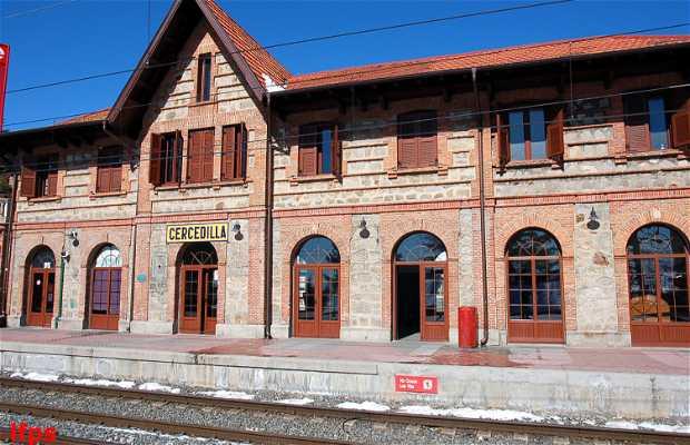 Cercedilla Train Station