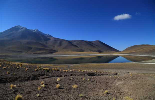 Laguna Meñique, San Pedro de Atacama