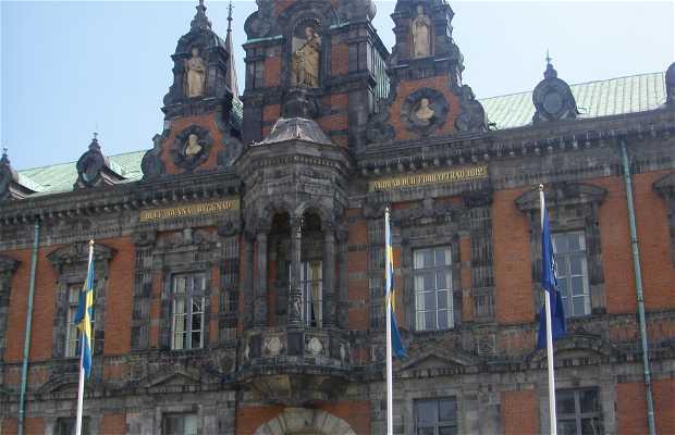 Rådhus - Ayuntamiento