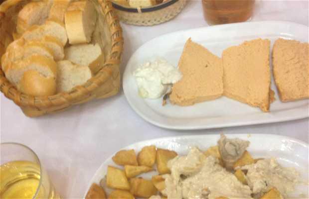 Meson Sidreria Diego Restaurante