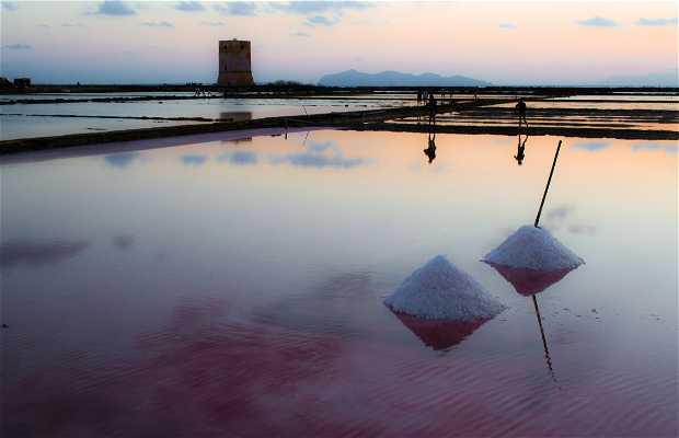 Riserva Naturale Saline Di Trapani E Paceco