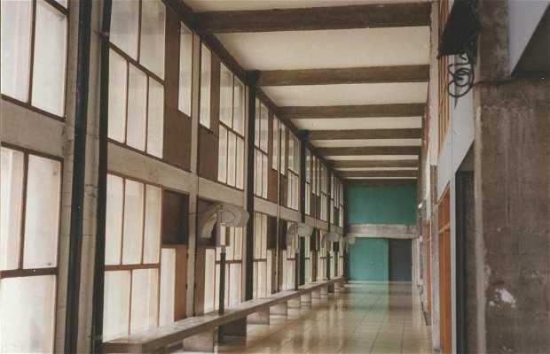 L'unité d'habitation Le Corbusier