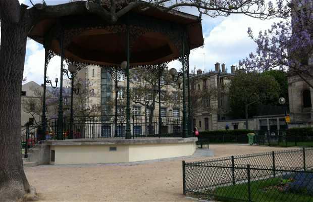 Parque de la Plaza de Bitche