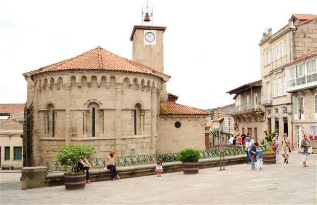 Plaza Mayor de Allariz