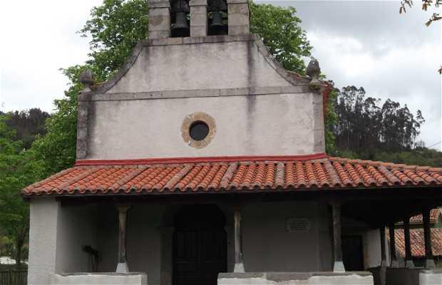 San Bartolomé de Pandenes