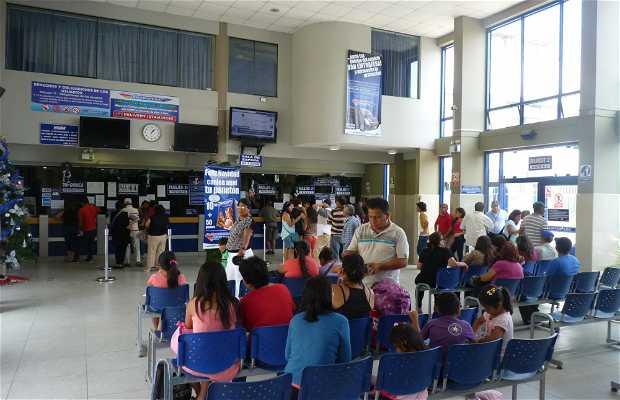 Estación de Autobuses de Tumbes
