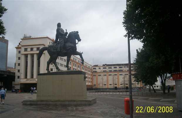 Praça Quinze de Novembro