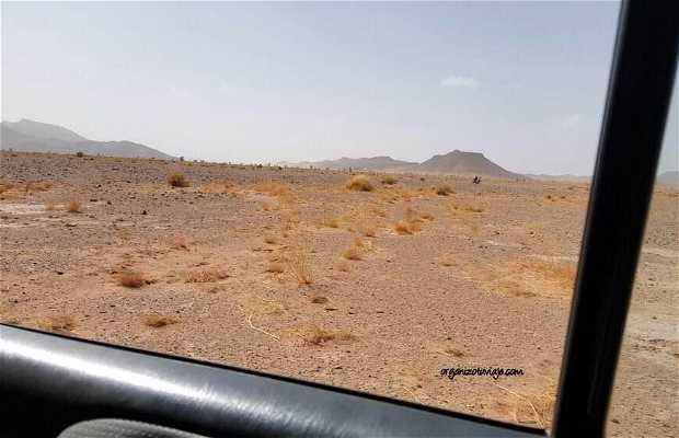 Desierto de Lahdab