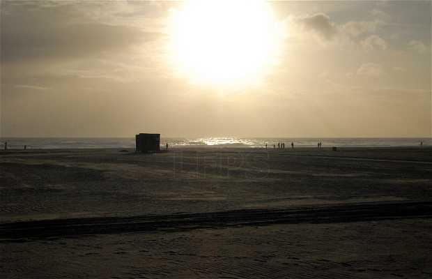 Por do Sol em Portimão