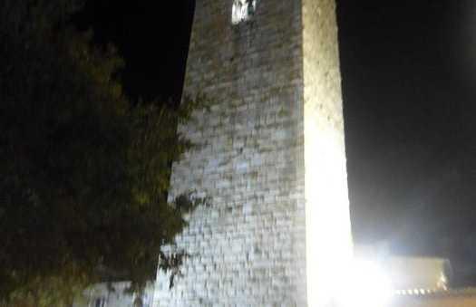 La tour d'Antibes