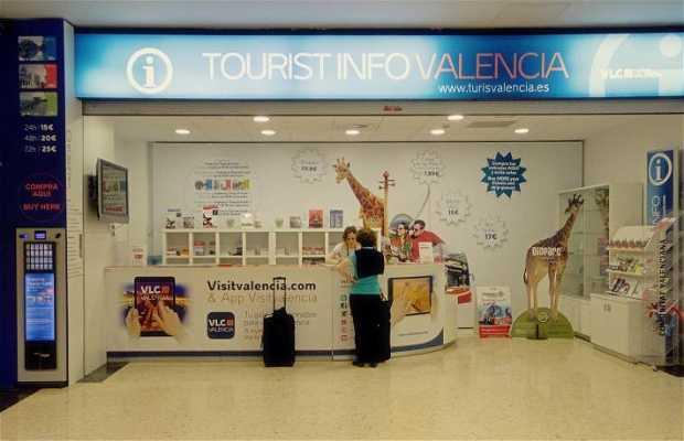 Tourist Info Valencia- Aeropuerto