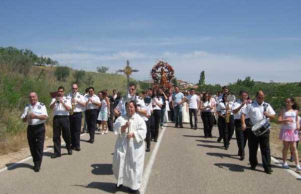 Procesión Cristo del Amparo