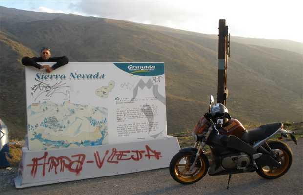 Le port de Sierra Nevada