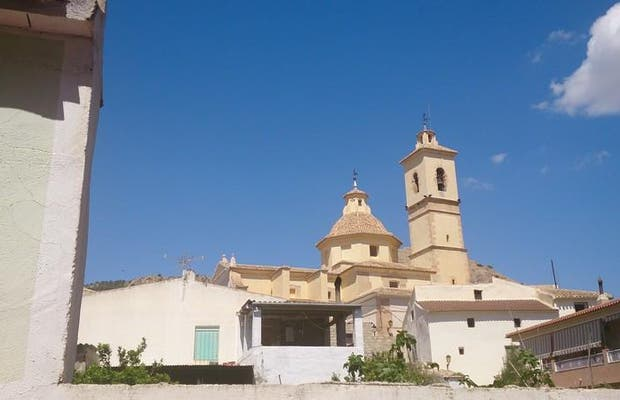 Iglesia de San Sebastian de Ricote