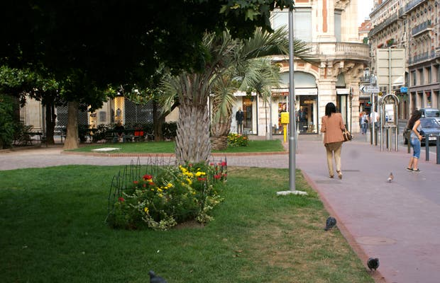 Square Edouard Privat