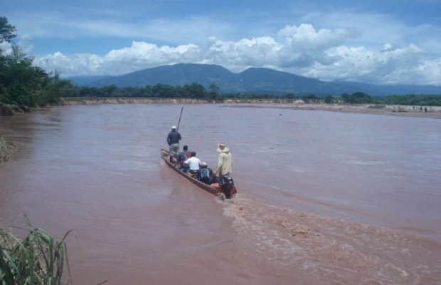 Río Uribante