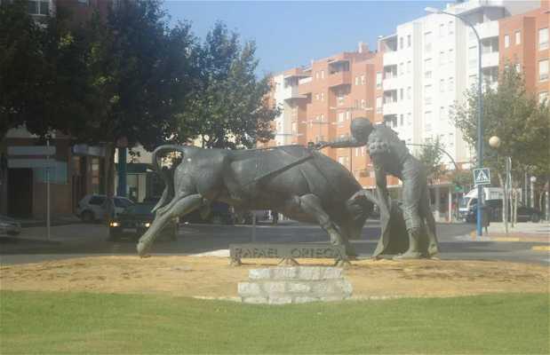 Monumento a Rafael Ortega