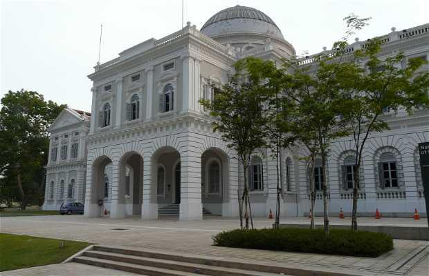 Museo Nacional de Singapur