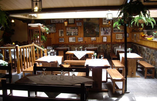 Patio Canario La Laguna Restaurant