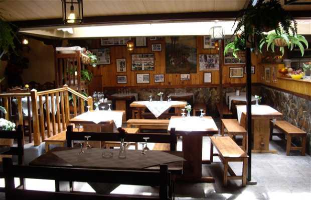 Restaurante Patio Canario La Laguna