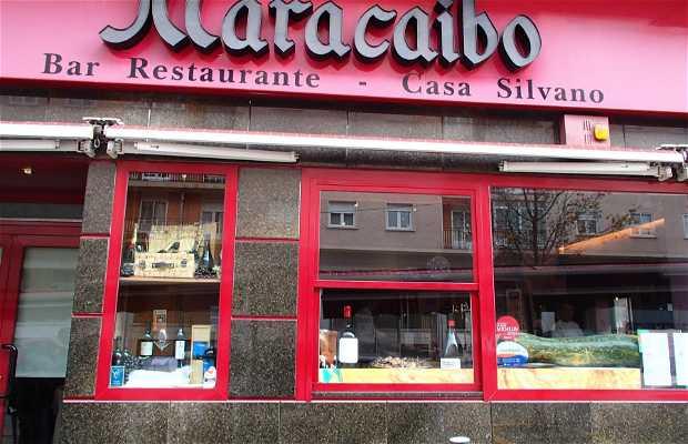 Restaurante Maracaibo Casa Silvano