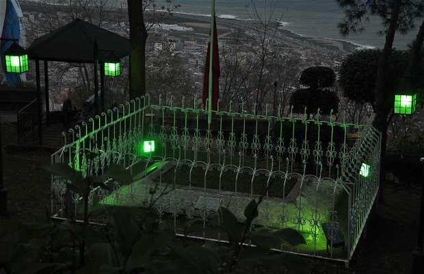 Ali Sukru Bey's Grave