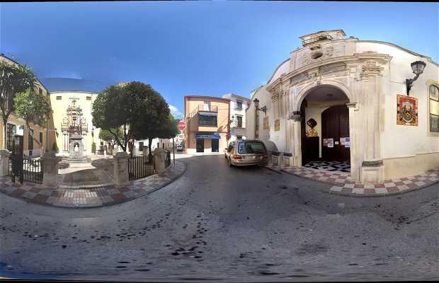Aguilar y Eslava Square