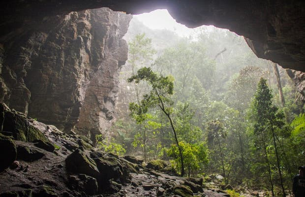 Cueva de los Tres Arcos