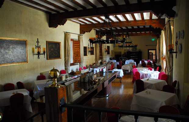 Cafeteria-Bar del Hotel Santa Maria de El Paular