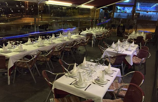 Restaurante La Terraza De La Playa Chica In Puerto Del